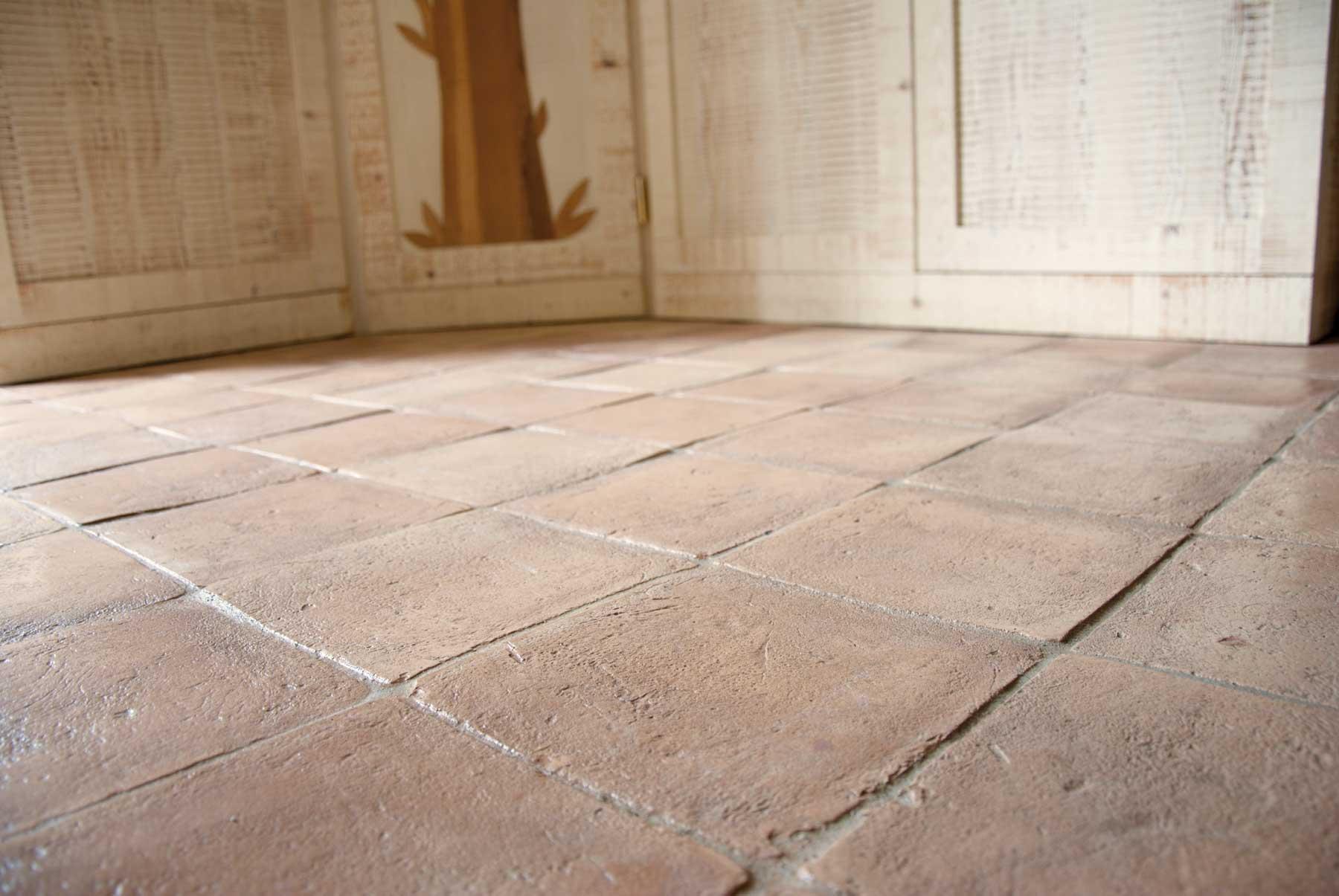 Pavimenti in cotto fatto a mano per interni ed esterni fornace bernasconi - Cotto per scale ...
