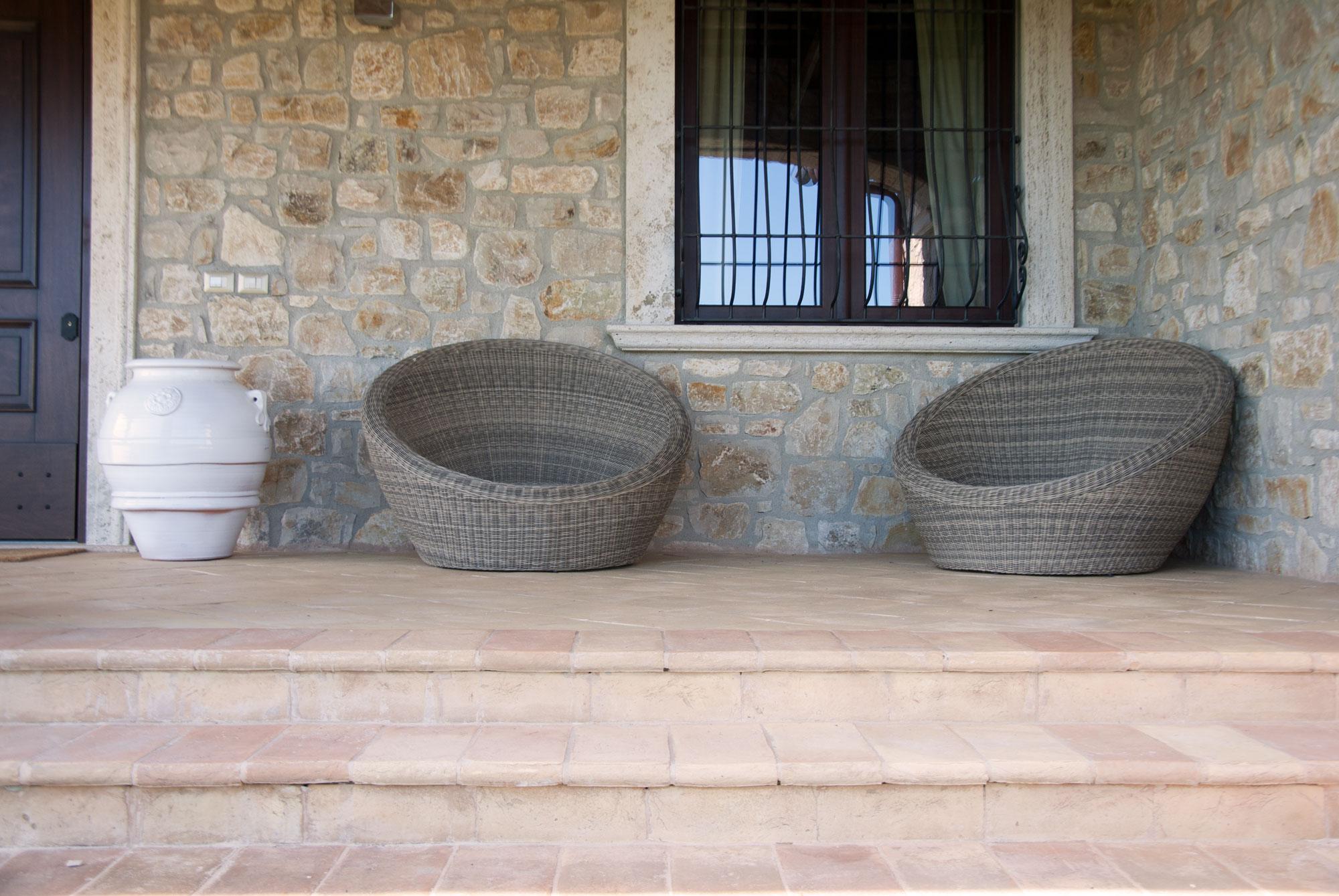 Pavimenti per esterni in cotto e mattoni in cotto per esterno:vantaggi ...