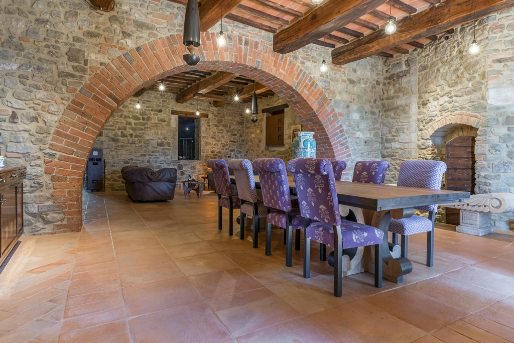 Pavimenti rustici come sceglierli e per quali ambienti for Interni case rustiche