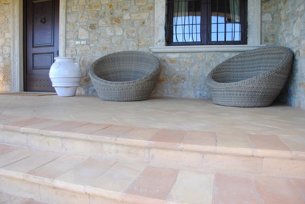 Pavimenti rustici come sceglierli e per quali ambienti - Piastrelle taverna ...