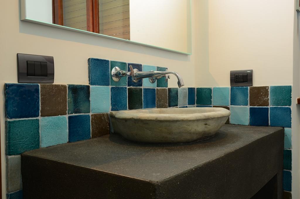 Mattonelle bagno idee per pavimenti rivestimenti e - Idee mattonelle bagno ...