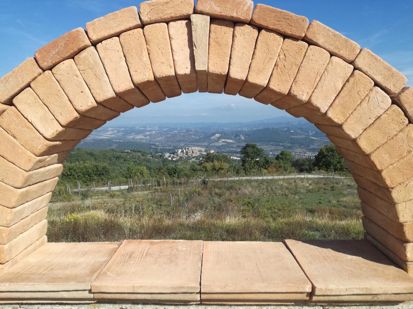 Archi In Mattoni Cotto Fatto A Mano Di Fornace Bernasconi
