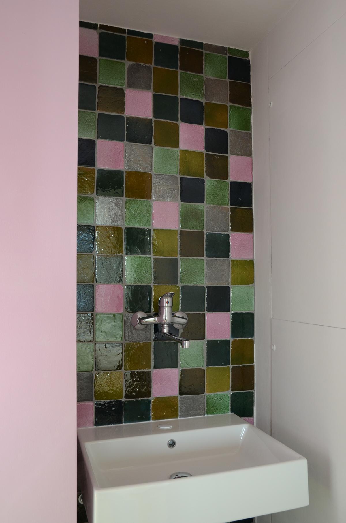 Colorare Pavimento In Cotto bagno in cotto: idee per pavimenti, rivestimenti, maioliche