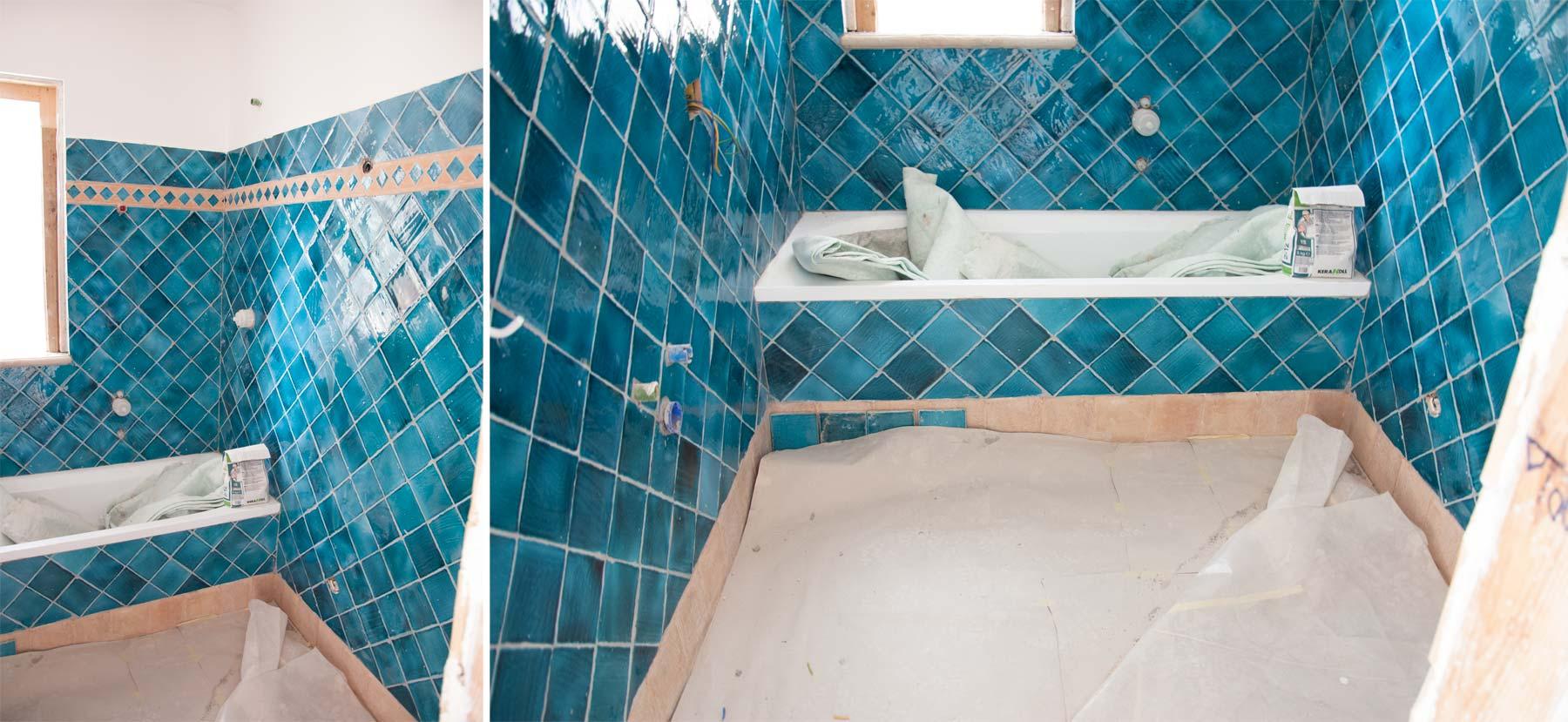Come Piastrellare Un Pavimento pavimento in cotto posa e stuccatura | come posare, stuccare