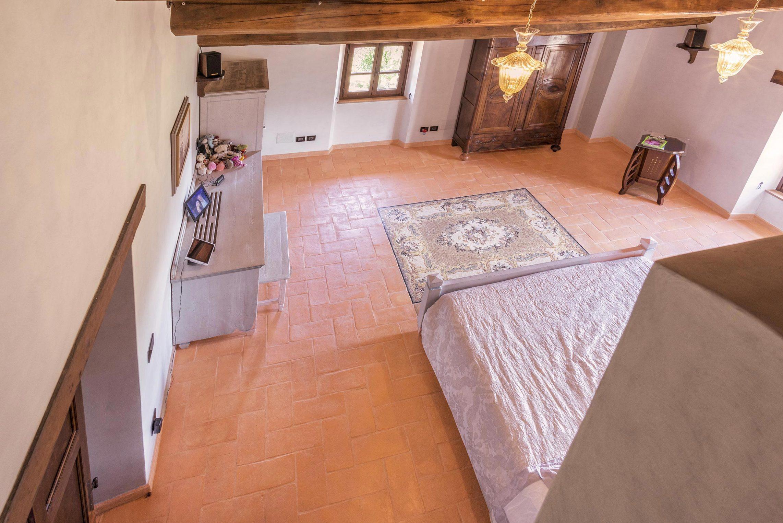 Colori Per Interni Casa Rustica pavimenti rustici: come sceglierli e per quali ambienti