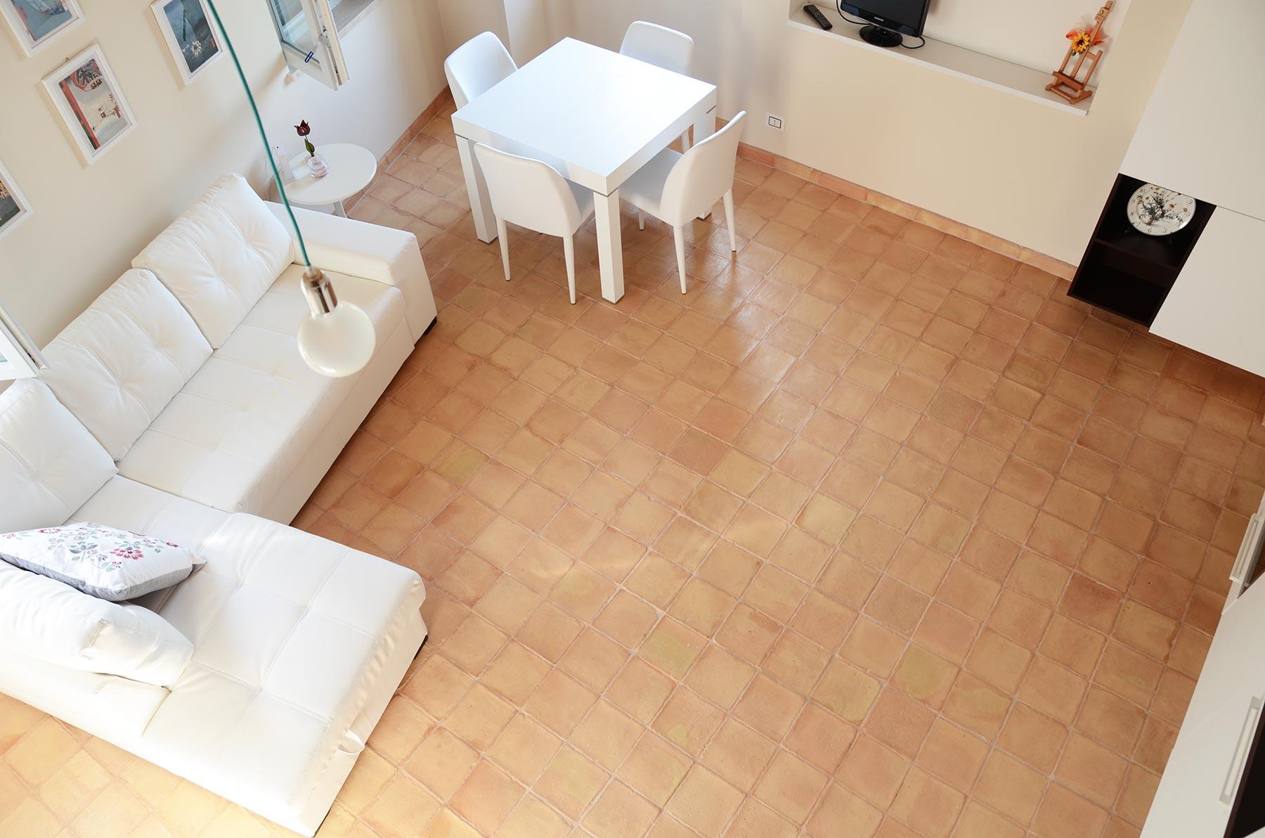 pavimenti in cotto stile mediterraneo