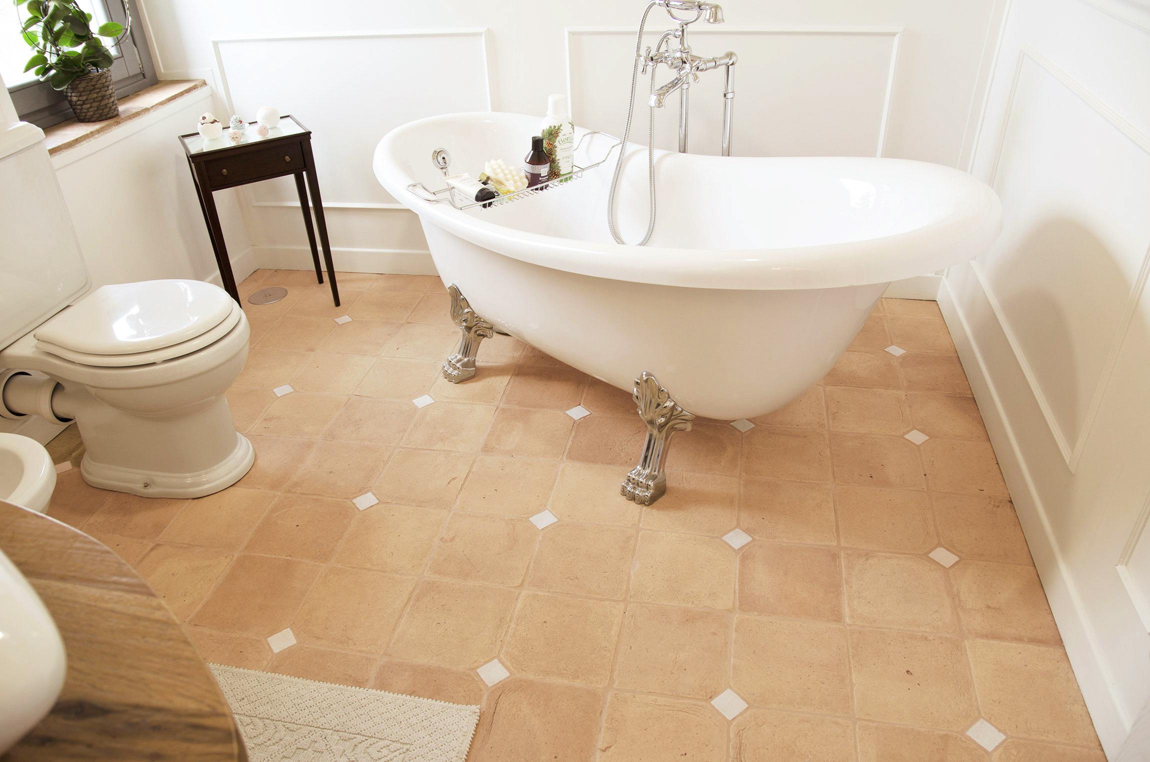pavimenti in cotto stile provenzale